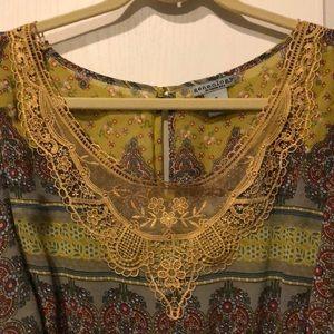 GENEOLOGY blouse